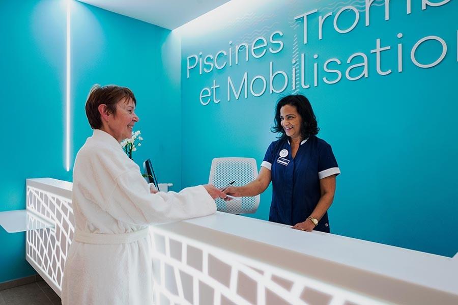 Les cures thermales de Brides-les-Bains