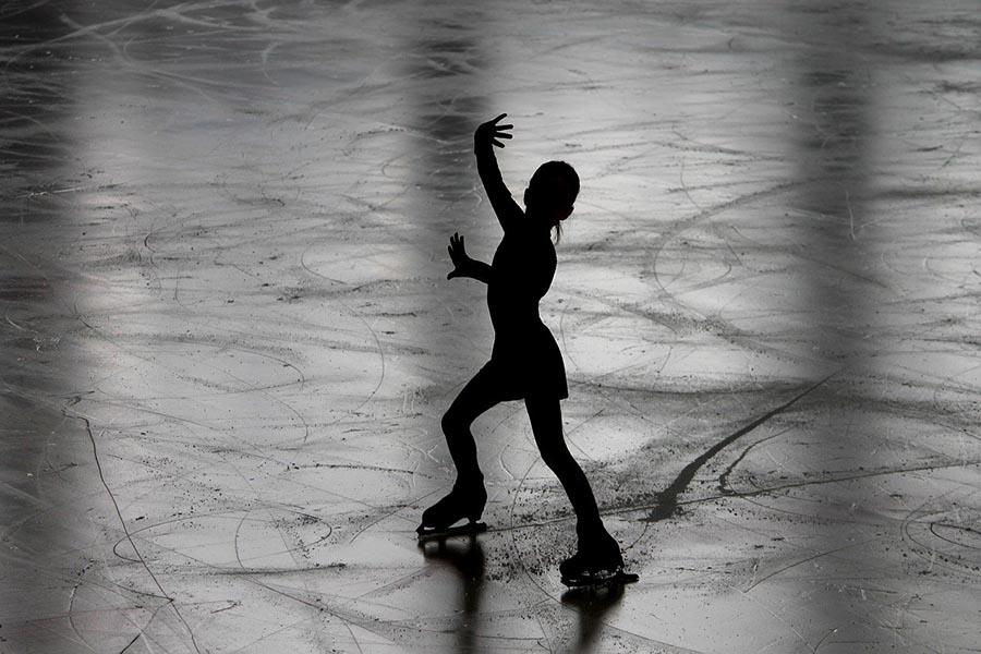 Glisse sur glace