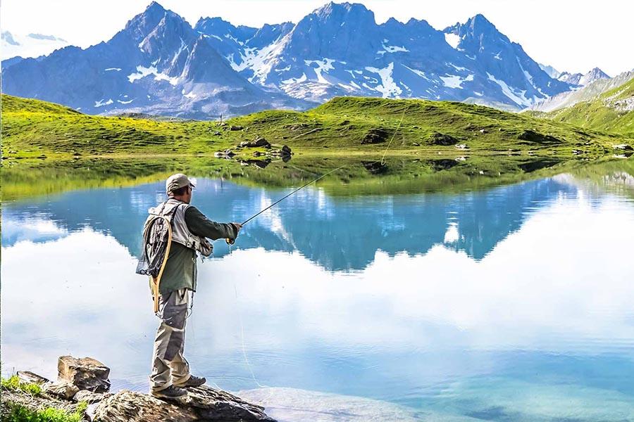 Pêcher au cœur d'un Parc naturel !