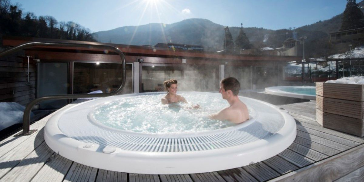 Disconnect, Get back in shape or Relax…the resort spas won't disappoint you.