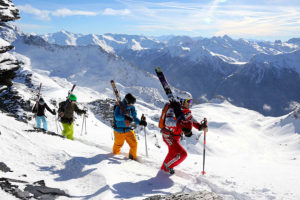 Snowsports and non-skiing activities
