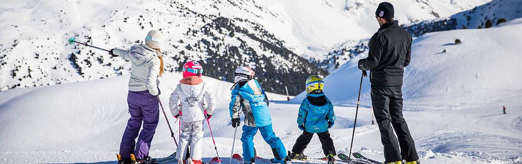 vacances au ski en famille pas chères