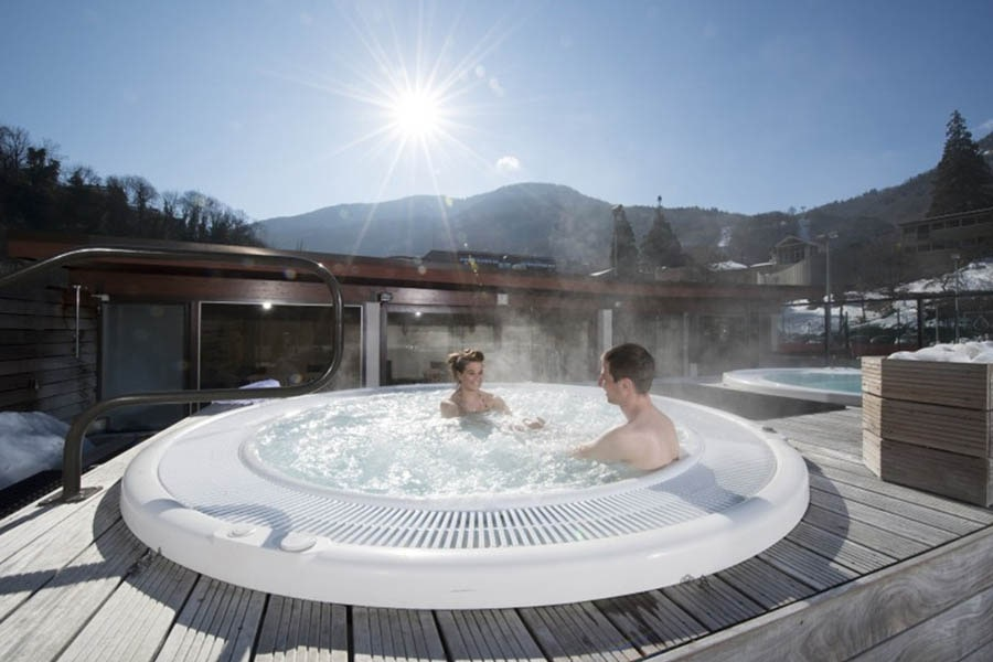 Well-being and relaxation in the mountains